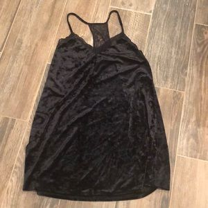 Velvet nightgown in perfect condition